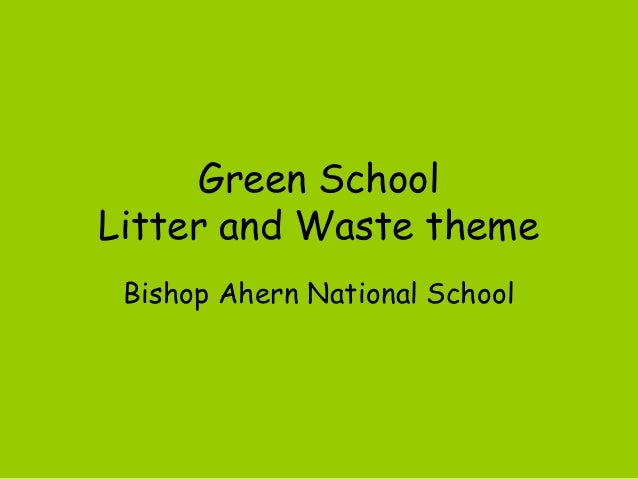 green school powerpoint 2