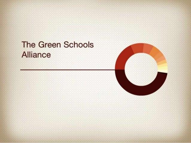 Green schools alliance