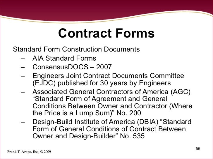 AIA Format Form A107 Agreement Between Owner and - oukas info