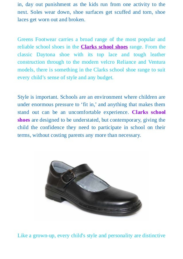 offering affordable clarks school shoes