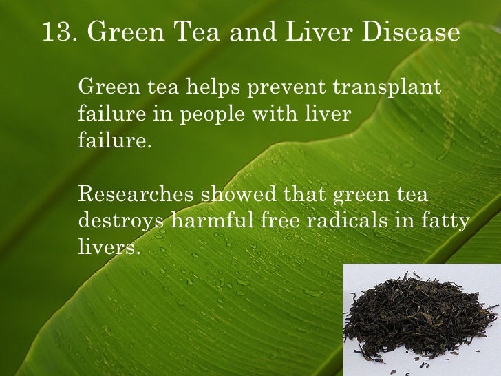 Can Drinking Green Tea Cause High Blood Pressure