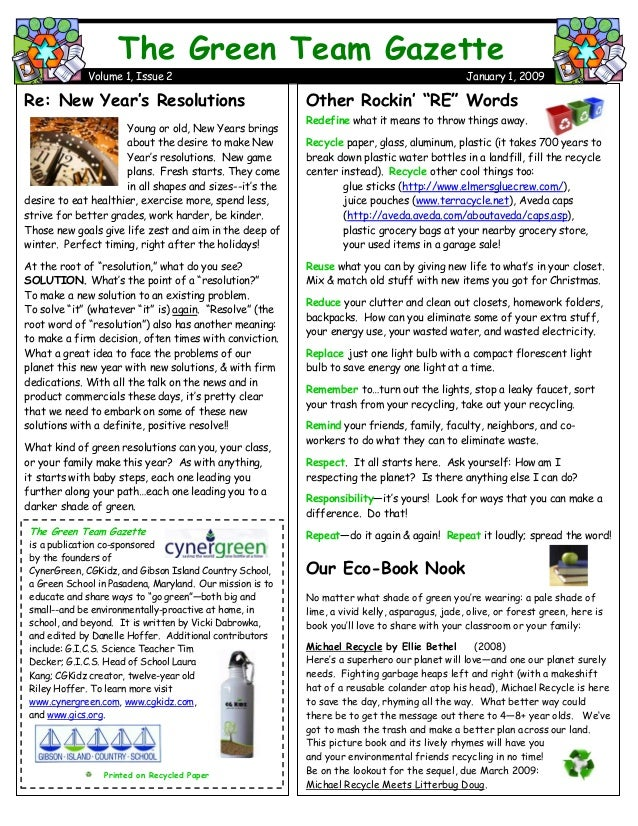 """Other Rockin' """"RE"""" Words Redefine what it means to throw things away. Recycle paper, glass, aluminum, plastic (it takes 70..."""