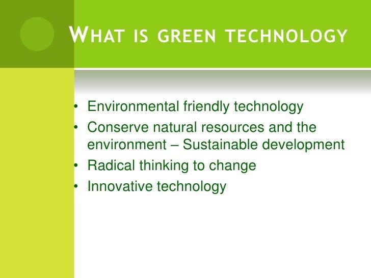 Eco Friendly Technology Essay Ideas - image 2