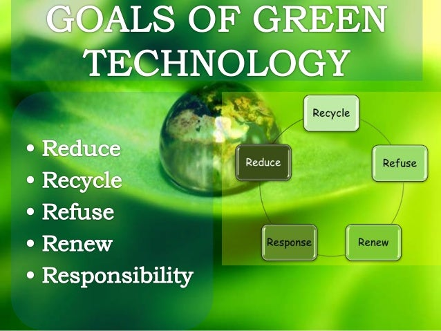 the green technology Reducing global greenhouse gas (ghg) emissions and protecting environmental assets will require innovation and the large-scale adoption of green technologies without innovation, it will be.
