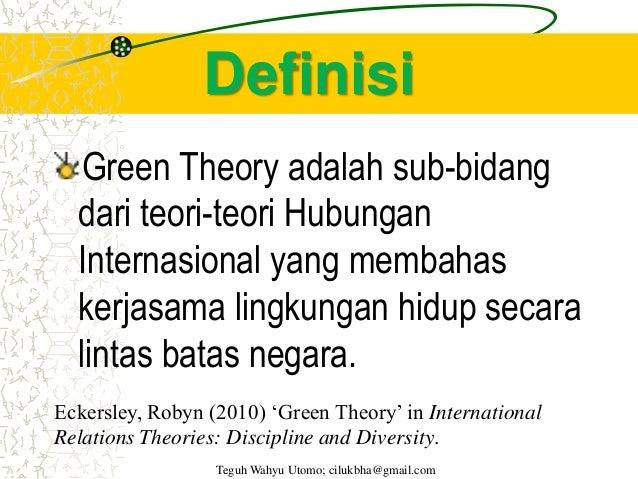 green ir theory