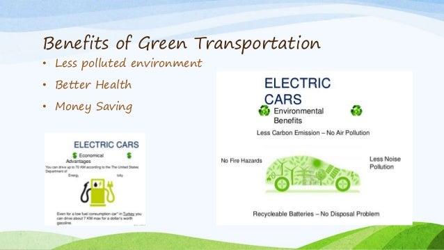 Green Transportation Melissa Kaye Quilalang