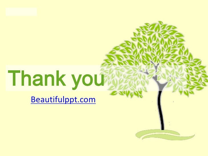 Thank you powerpoint template quantumgaming free powerpoint template green tree modern powerpoint thank you background for powerpoint toneelgroepblik Choice Image