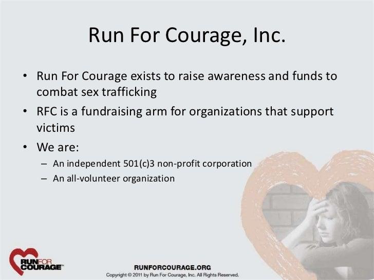 combating sex trafficking
