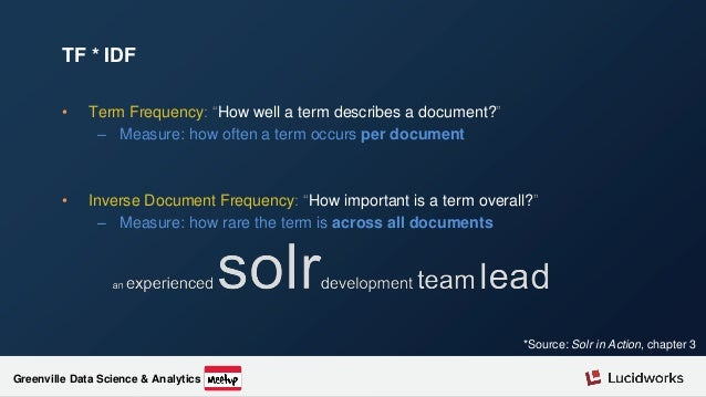 *Example from chapter 16 of Solr in Action Domain-specific relevancy calculation (News Website Example) News website: /sel...