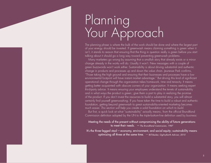 Planning Your Approach the planning phase is where the bulk of the work should be done and where the largest part of your ...