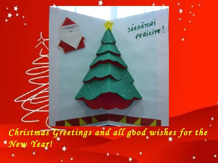Greeting cards from romania christmas greetings and all good wishes for the new year m4hsunfo