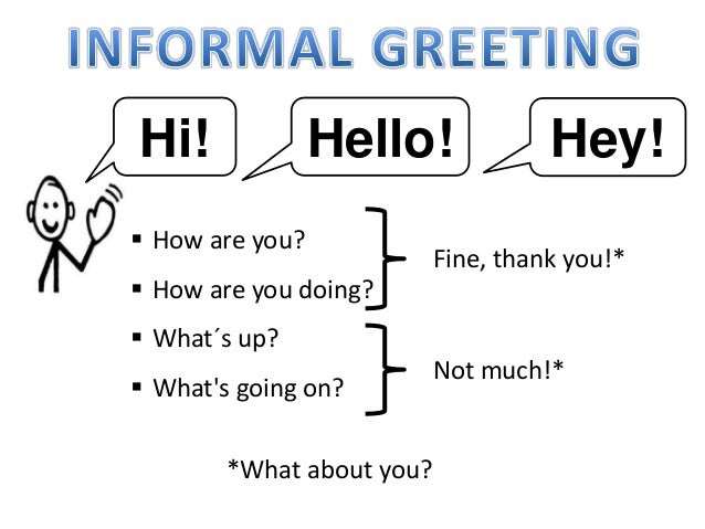 english greetings Slide 3