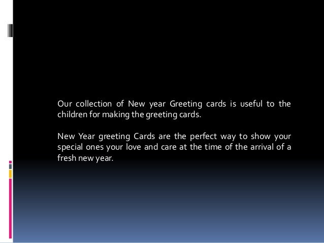 Greetings for happy new year latest greeting cards for new year 2015 m4hsunfo