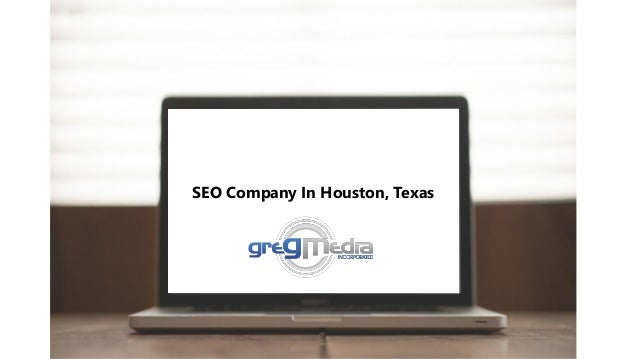 SEO Company In Houston, Texas