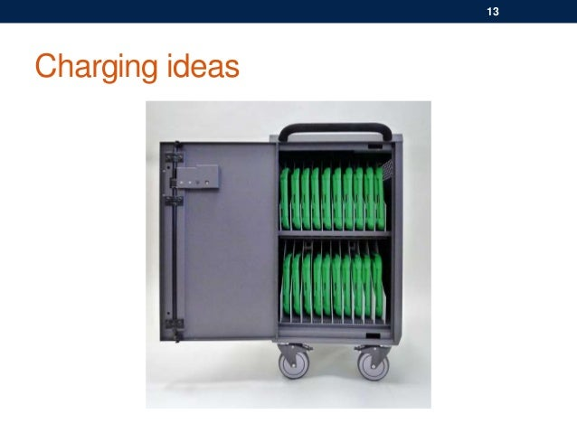 Charging ideas 13