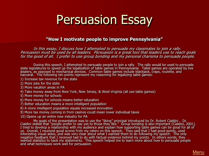 persuasive essay volunteering program Writing a persuasive speech on volunteering can be quite challenging because a writer has to convince the body of any essay seeks to support what the writer said or wrote in the introduction how to conclude a persuasive speech on volunteering after the introduction, the conclusion is the.