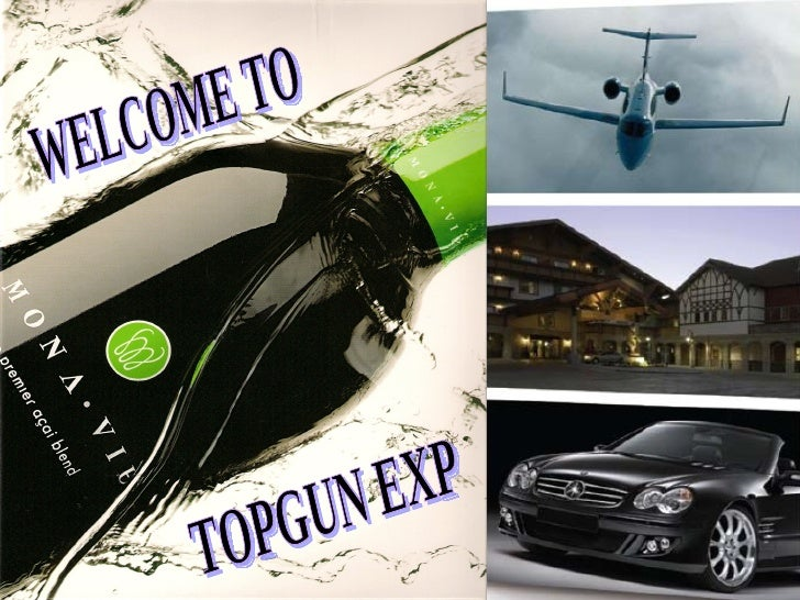 TOPGUN EXP WELCOME TO