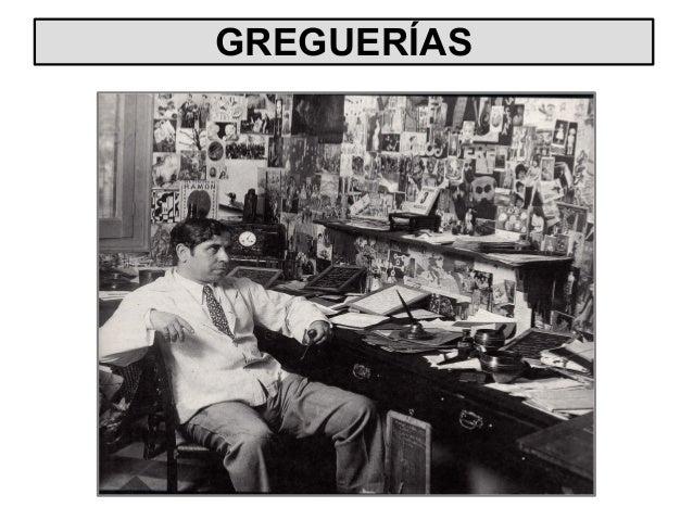 GREGUERÍAS