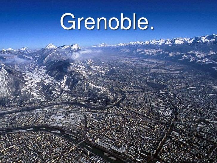 Grenoble.<br />