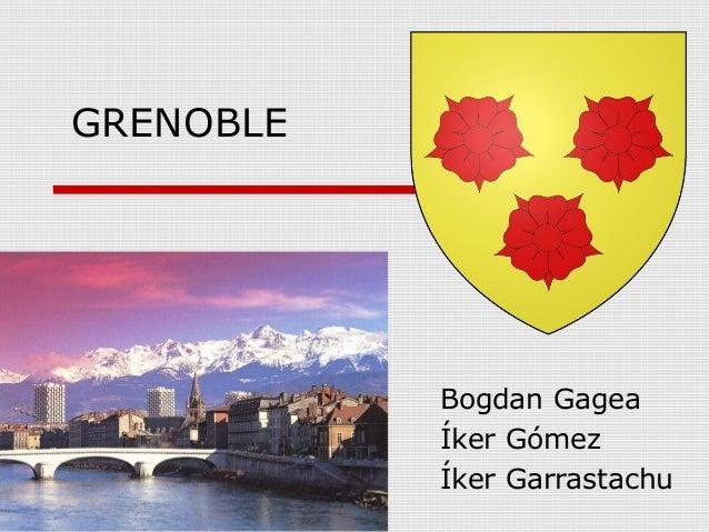 GRENOBLE Bogdan Gagea Íker Gómez Íker Garrastachu