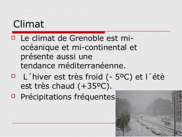 GRENOBLE Slide 3