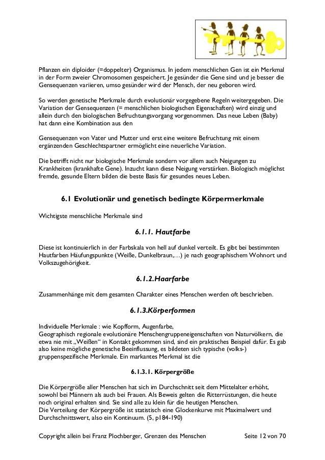 Fein Merkmale Des Lebens Anatomie Bilder - Anatomie Von Menschlichen ...