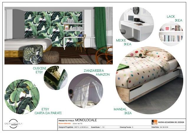 Greta loregiola ecco le immagini del primo lavoro dato ai for Interior design 6 months course