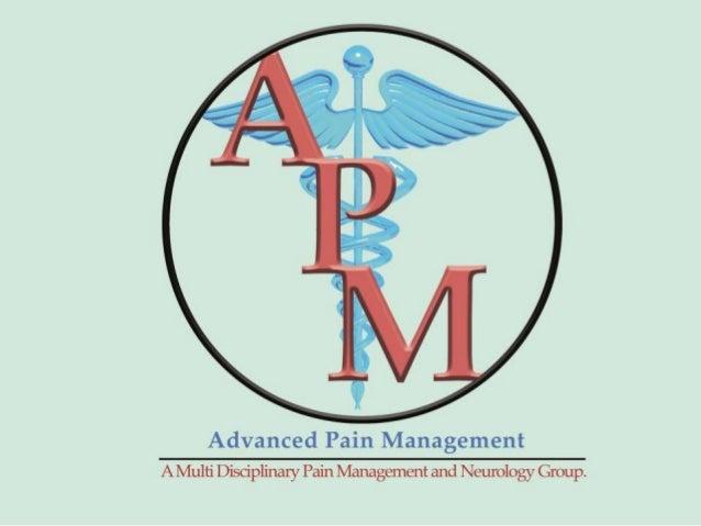Narinder Grewal, M.D. Presents Optimal Pain Management Treatments