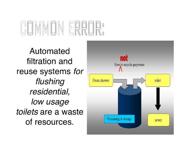 """tifii iiRRi@PiE  Automated  filtration and W, §""""§: L§. C,e reuse systems for ,  _ -  flushing Fm i—V ifi  wt' 45 residentia..."""
