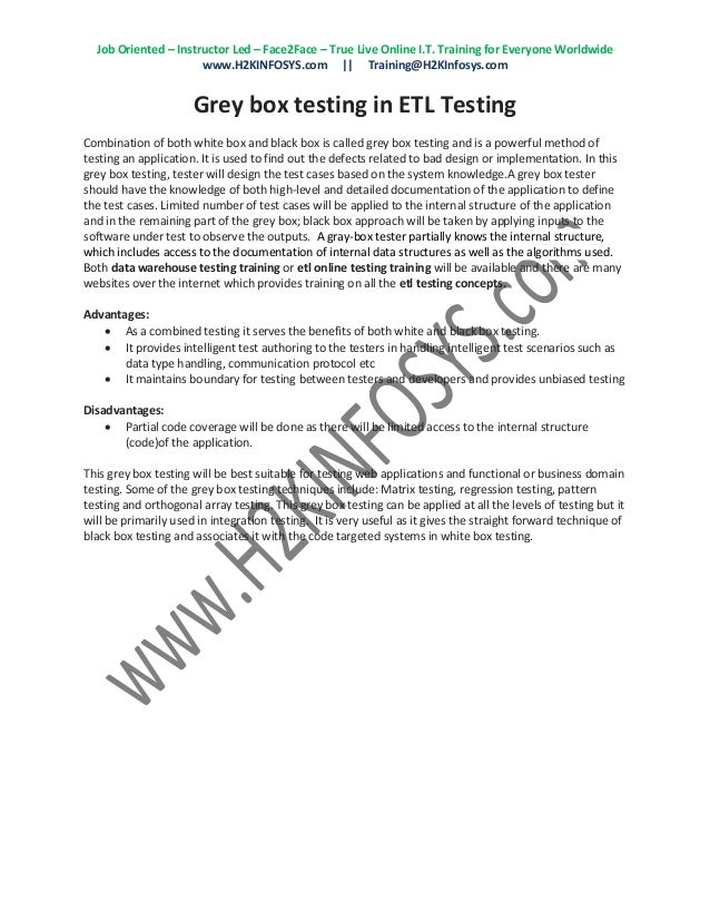 etl testing questions and answers pdf