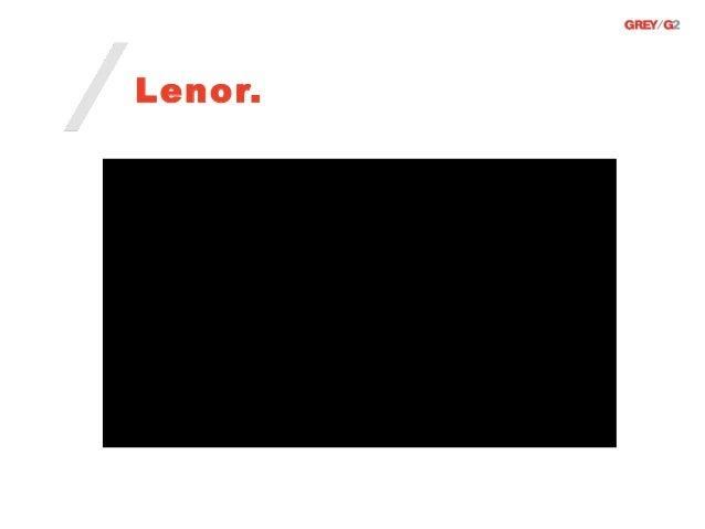 Lenor.