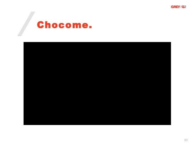 Chocome.           30