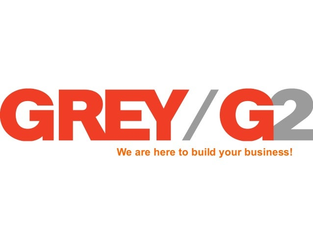 We are here to build your business!