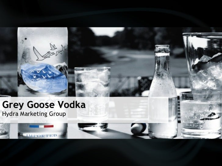 Grey Goose Vodka Hydra Marketing Group