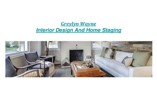 Interior Design Consultant |Home Staging and Decorating Company |Real…