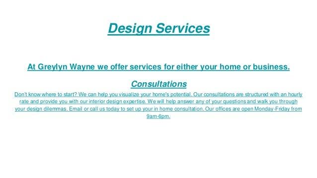 Interior design consultant home staging and decorating for Design consultant