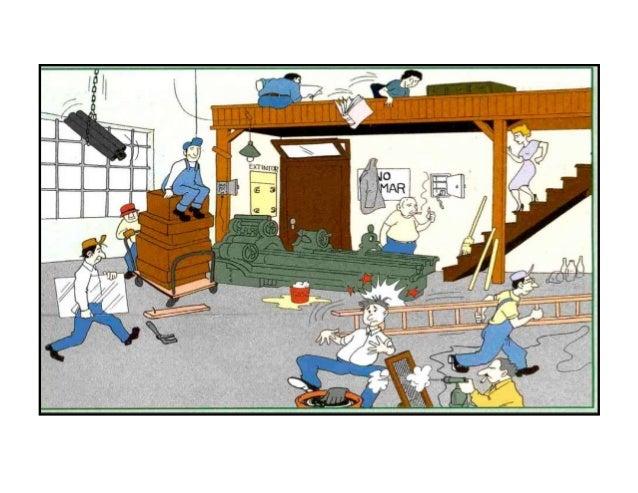 Gr fico de identificaci n de peligros for Riesgos laborales en oficinas administrativas