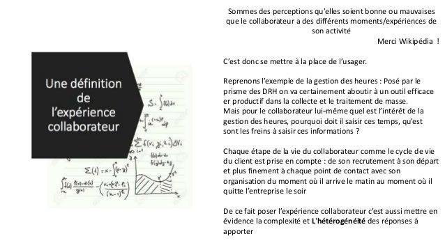 Le Design Thinking Un Framework de travail intéressant : productif, participatif et déclencheur d'innovation Mais n'oublie...