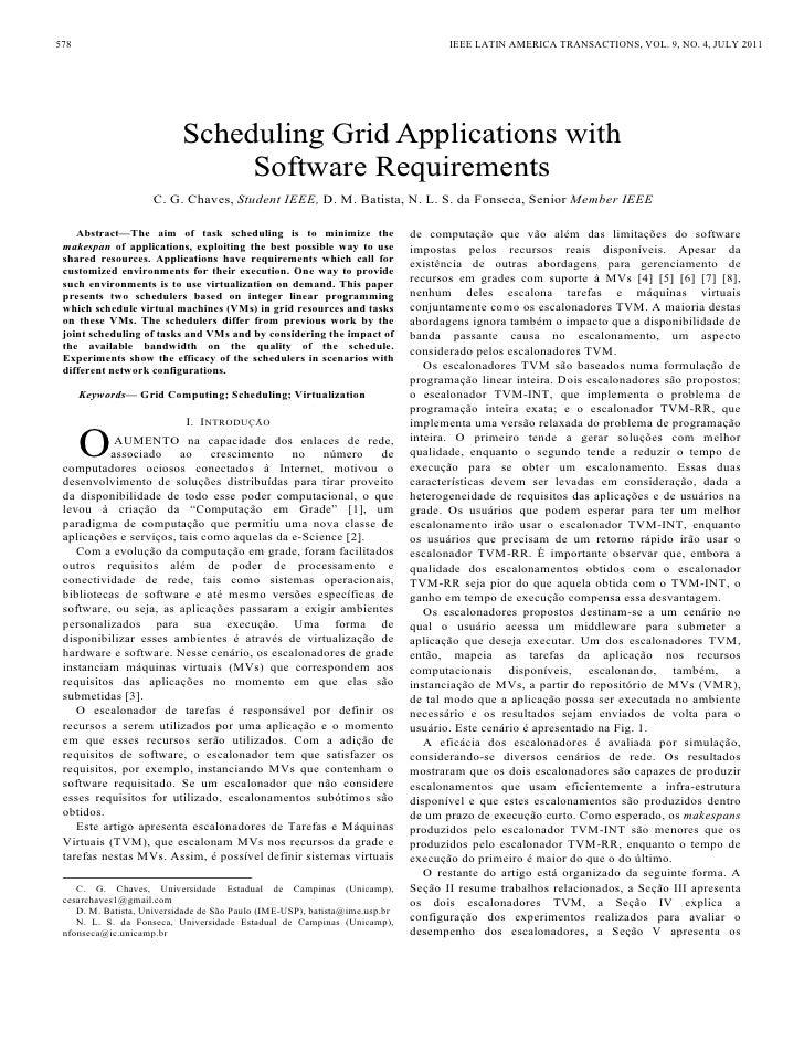 578                                                                                 IEEE LATIN AMERICA TRANSACTIONS, VOL. ...