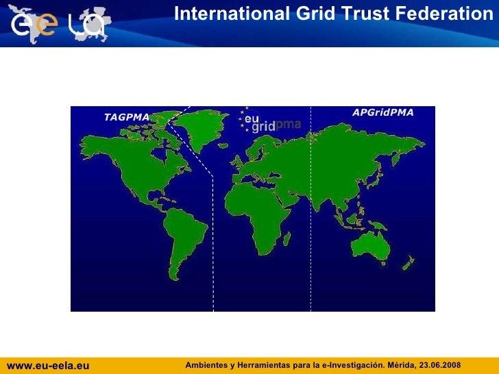 International Grid Trust Federation TAGPMA APGridPMA
