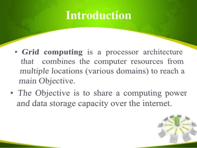 importance of grid computing 提供application of grid computing to parameter sweeps and optimizations in文档免费下载,摘要:28wsudholtetal/futuregenerationcomputersystems21(2005)27–35thus .