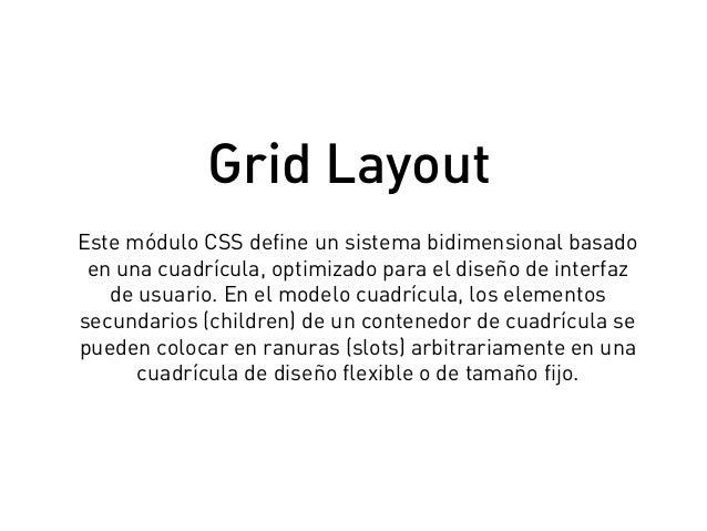 Este módulo CSS define un sistema bidimensional basado en una cuadrícula, optimizado para el diseño de interfaz de usuario...