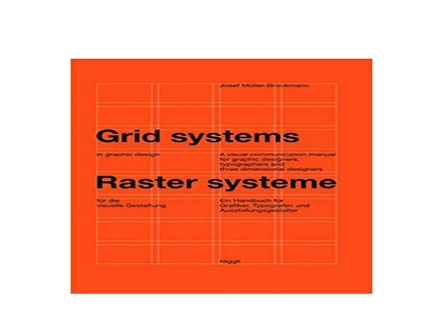 Download Ebook Grid Systems In Graphic Design A Visual Communicat