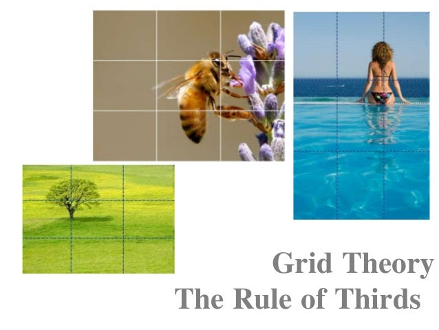 Grid TheoryThe Rule of Thirds