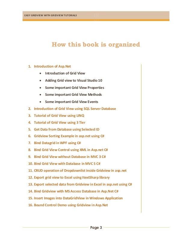 asp net step by step pdf