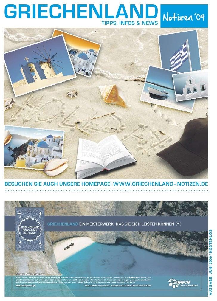 griechenland Notizen                                                      tipps,inFos&news                             ...