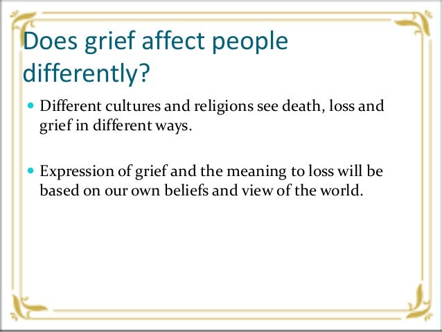"""the definition and differences of complicated grief reaction The influence of symptoms of prolonged grief disorder depression, and anxiety  on  how to identify cg and distinguish it from other adaptive and maladaptive  reactions to the loss of a loved one  there's no simple definition of """"normal grief."""