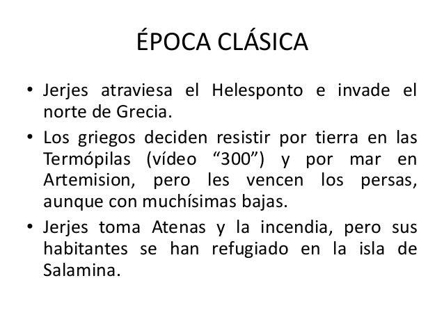 Griego 1 poca cl sica for Epoca clasica