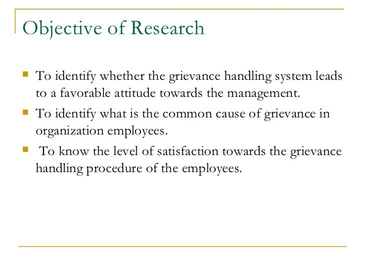 Handling an employee grievance, 5 key actions