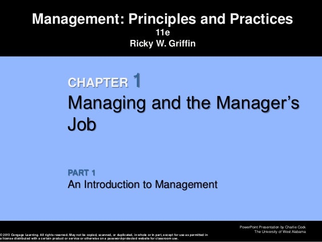 management griffin 11th edition pdf